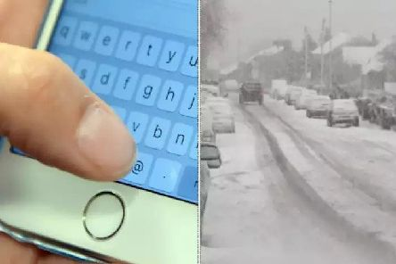 Mobile phone networks could be affected by the big freeze