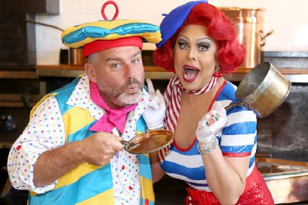 Andy Collins and LA Voix