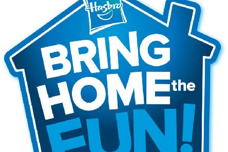 Hasbro's Bring Home the Fun