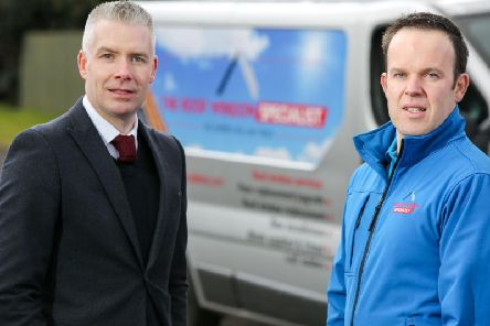 Mark ONeill from Draperstown, started his business, The Roof Window Specialist, after completing his business plan with the Go For It programme, with support from Workspace Enterprises in Draperstown and Mid Ulster District Council.  Mark is now working all over Northern Ireland installing and replacing roof windows and loft ladders and his business is growing from strength to strength