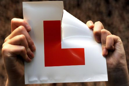 A learner driver