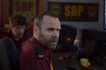 Neil Delamere as Niall Sweeney, Head of Virtual Border