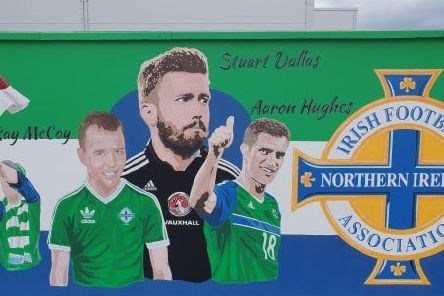 'Legends' mural to be unveiled