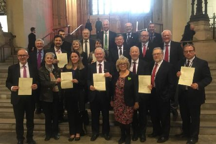 MPs and organisations in support of Matt Western's 10 Minute Rule Bill on limiting local bus driver's hours  includes Natasha Wilson (Rowan Fitzgeralds mother), Barbara Fitzgerald (Rowans grandmother), Andy McDonald MP (shadow Transport Secretary), RMT, Brake.