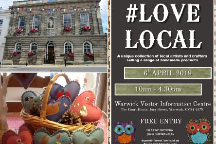 A new fair for local crafters and traders will be starting in Warwick. Photo supplied.