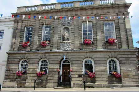 The Court House in Warwick. Photo supplied by Warwick Town Council.