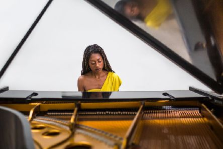 Isata Kanneh-Mason is among the performers coming to Kenilworth