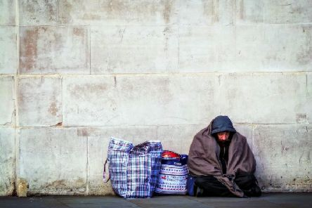 More funding has been awarded to help support rough sleepers in Warwickshire