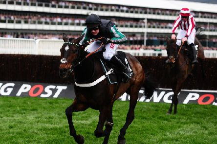 Altior heads the entries for the Champion Chase
