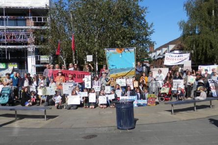 Horsham climate strike