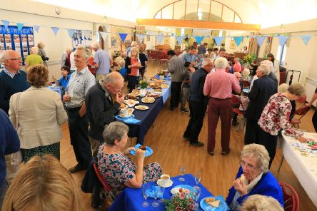 St Leonard's 80th birthday party