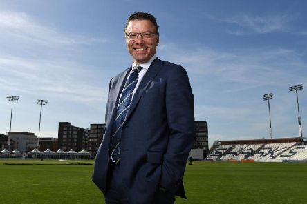 Sussex chief executive Rob Andrew. Picture courtesy of Getty Images