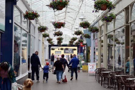 Council owned retail units