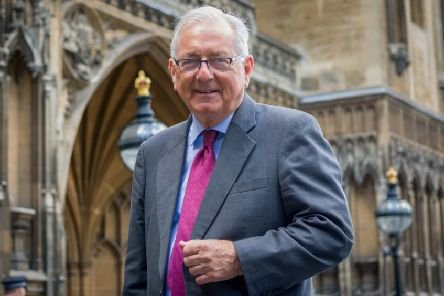Sir Peter Bottomley, MP for West Worthing