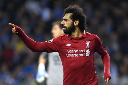 Mohamed Salah (Photo by Matthias Hangst/Getty Images)