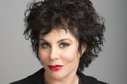 Ruby Wax. Picture by Steve Ullathorne