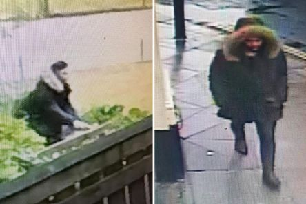 Police released CCTV of a man they wish to speak to after a rape in Brighton (Photo: Sussex Police)