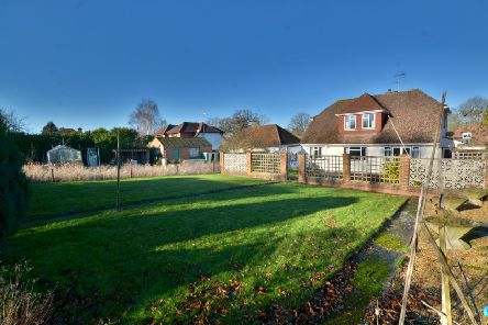 This home in Storrington is on the market for �595,000 with Comyn and James