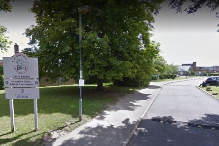 Downlands Community School in Hassocks. Picture: Google Street View