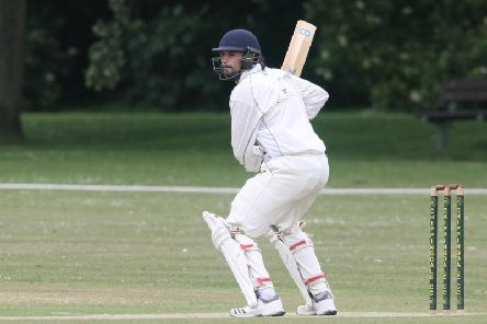 Ben Chappels hit 83 as Horsham Trinity maintained their 100 per cent winning record with victory over Barns Green on Saturday. Picture by Derek Martin Photography
