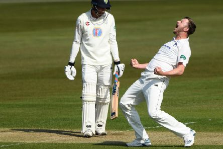 Ollie Robinson continued his fine 2019 form against Middlesex / Picture: Getty Images