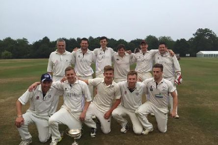 2015 Gullick Cup winners AJW Aviation. Picture courtesy of AJW Aviation