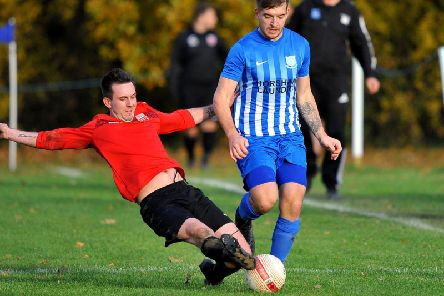 Cowfold in action last season. Picture by Steve Robards