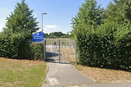 Thomas Bennett Community College in Crawley. Photo: Google Images