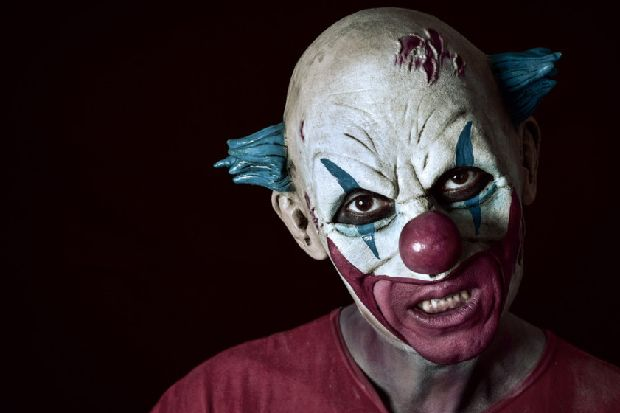 Bedfordshire Police issue warning after 'killer clowns' spotted in