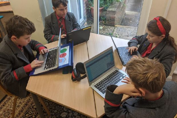 Great Missenden school becomes nation's first Google Reference School - Buckingham Advertiser