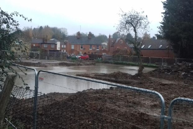 Mayor of Buckingham writes open letter about planning application to build care home on flood plain - Buckingham Advertiser