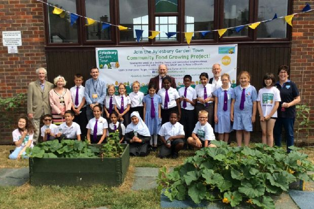 Launch of the Aylesbury Garden Town Community Projects Funding - Buckingham Advertiser