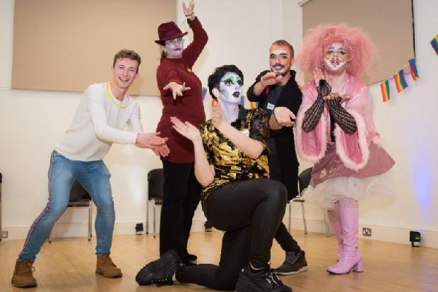 Bucks Museum Pride was 'warm, funny and fabulous' - Buckingham Advertiser