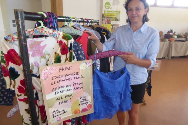 Chichester Swap Shop's 'happy atmosphere' - Chichester Observer