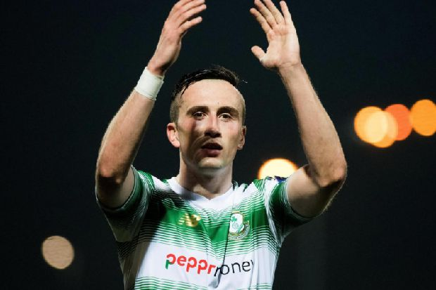 Aaron McEneff hits out at 'disrespectful' and 'personal' abuse from Derry City fans