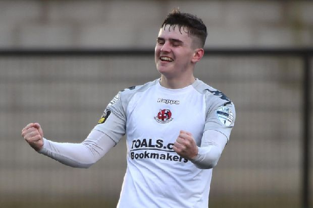 Former Derry City and Crusaders striker Ronan Hale joins St Patrick's Athletic