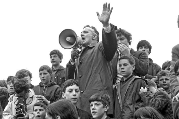 Battle of the Bogside: What had begun as a riot soon became a popular insurrection, an analysis by the late Paddy 'Bogside' Doherty