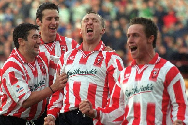 Call Yourself a Derry City fan? Then try our 50 faces Quiz . . .