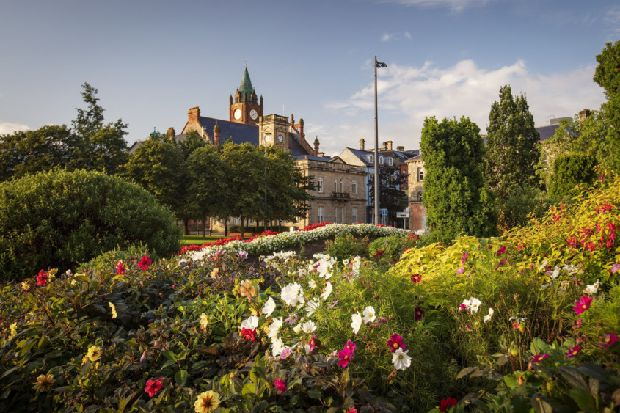 Derry is blooming marvellous once again!