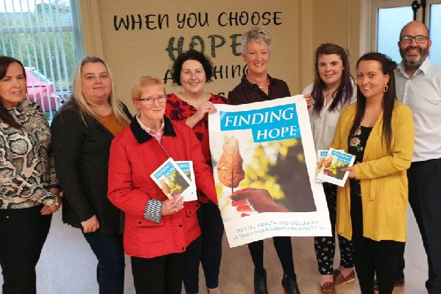 New 'Finding Hope' mental health resource