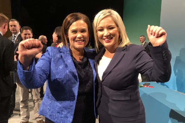 Mary Lou McDonald in Derry: On Irish unity, the 'disgraceful' Stormont deadlock, her rejection of England's parliament and welfare reform