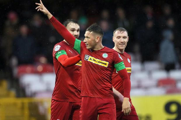 Conor McDermott explains reasons for leaving Derry City for Cliftonville