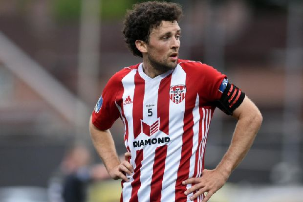 Derry City give up on pursuit of former captain Barry McNamee