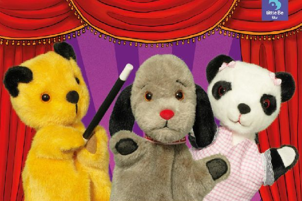 Sooty is back in Eastbourne with his all-new hilarious Magic Show