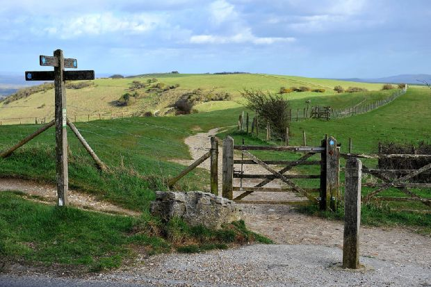 Trek 30k across the South Downs from Eastbourne to help blind people