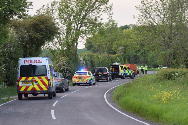 Woman dies in crash outside Eastbourne