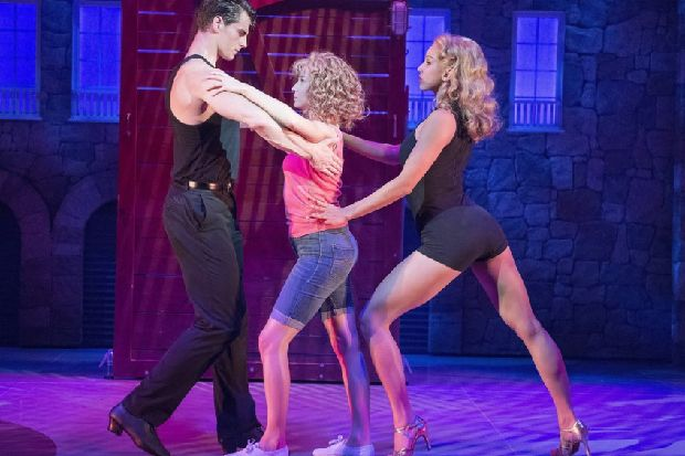 Dirty Dancing in Eastbourne: an interview with leading man Michael O'Reilly