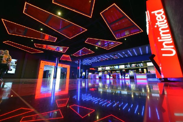 IN THE FIELD: New Eastbourne Cineworld reminds me of the 1980s – and LSD