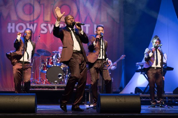 Motown concert pays tribute to a cultural phenomenon