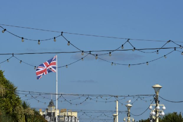 Resident calls to end the 'blackout' on Eastbourne seafront